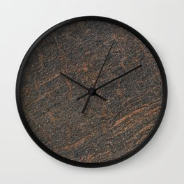 granite Wall Clock