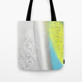 """Symphony in Surf major !"" Tote Bag"