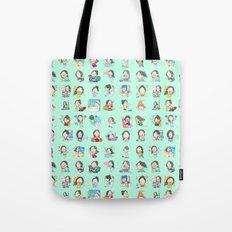 moonsia` Tote Bag