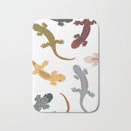 Salamanders Bath Mat