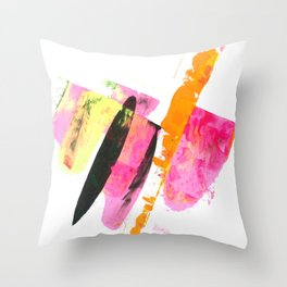 Magazine Throw Pillow