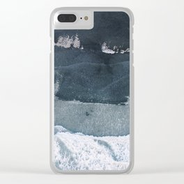 sea 2 Clear iPhone Case