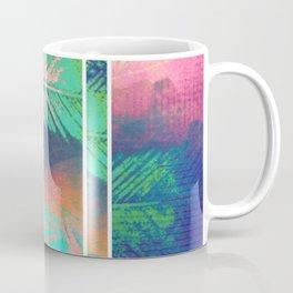 A Zagged Row of Palms [Near Cantor Arts Center] Coffee Mug