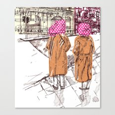 Edgware Road Canvas Print