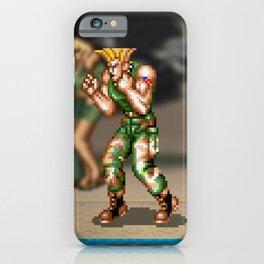 Super Street Fighter iPhone Case