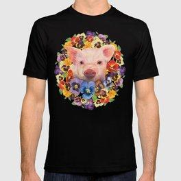 Pansy Pig T-shirt