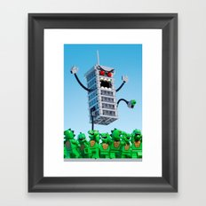 Revenge Framed Art Print