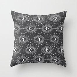 Mystica Throw Pillow