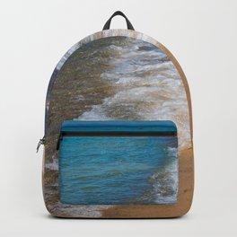 Lake Michigan Beach, Charlevoix - II Backpack