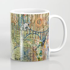 Driving Out Miss Martineau Coffee Mug