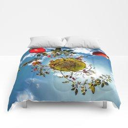 Rosehips Planet Comforters