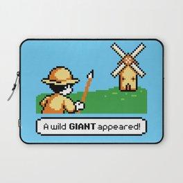 Mon Quixote Laptop Sleeve