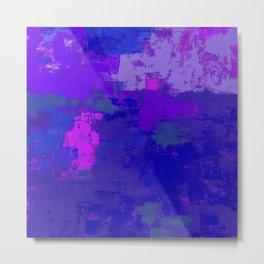 Color Splendor No.1l by Kathy Morton Stanion Metal Print