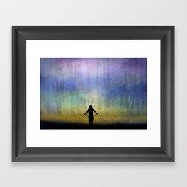 See Beyond Framed Art Print