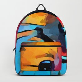 Pomeranian 2 Backpack