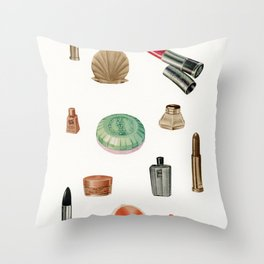Beauty Heaven Throw Pillow
