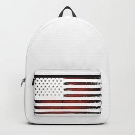 American flag Stars & stripes Backpack