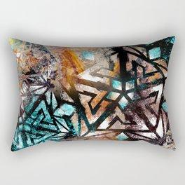 Peak Ascension Rectangular Pillow
