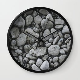 Solemn Wall Clock