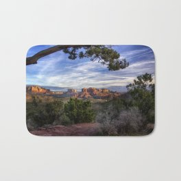 Red Rock Country - Arizona Bath Mat