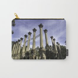 The Columns of Windsor Castle Carry-All Pouch