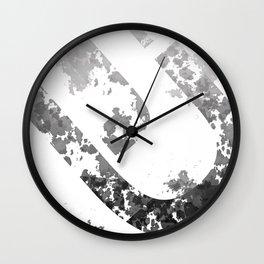 SD logo  Wall Clock