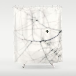 Freebird i - Freebirds Series Shower Curtain