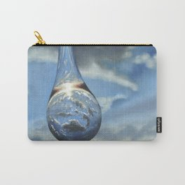 Tears In His Bottle Carry-All Pouch