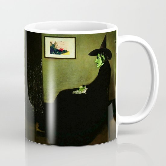 Wizzler's Mother  |  Wicked Witch Mug