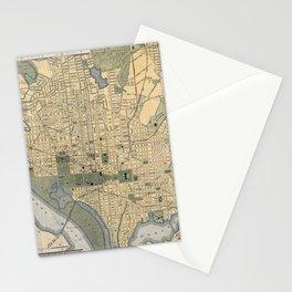 Washington D.C. 1893 Stationery Cards