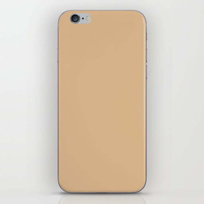 Clifftop Grazing ~ Spice is Nice iPhone Skin