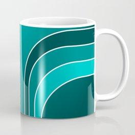 Green Bars Coffee Mug