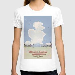 Mount Asama Honshū Japan T-shirt