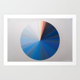 Chromascope Art Print