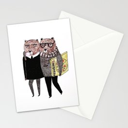 pizza'n'chill Stationery Cards