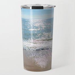 Shimmering Lake Travel Mug