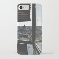 madrid iPhone & iPod Cases featuring Madrid by nmaquieira