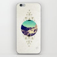 stone iPhone & iPod Skins featuring stone by Manoou