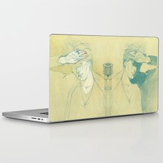 Jeff Buckley. Laptop & iPad Skin