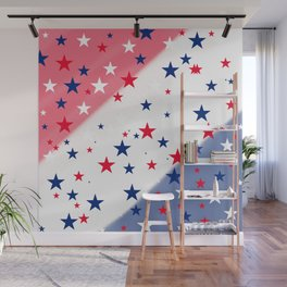 4th of July Wall Mural