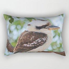 Early Morning Wake Up Call Rectangular Pillow