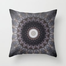 Suki (Space Mandala) Throw Pillow