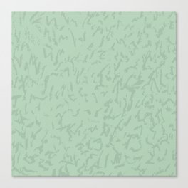 Youthful Textured Pattern Canvas Print