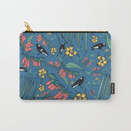 Magpie Muddle Carry-All Pouch