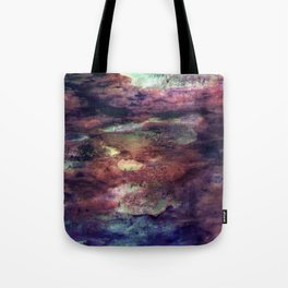 Space Algae Tote Bag