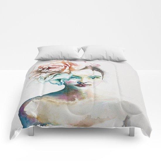 Colors inside Comforters