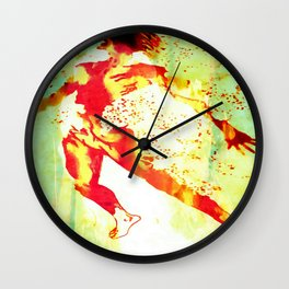 Burning With Wall Clock