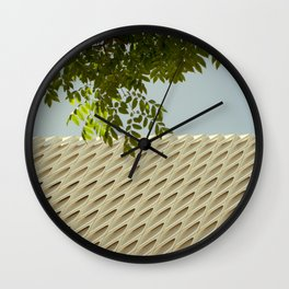 The Broad In the Afternoon Vintage Retro Photography II Wall Clock
