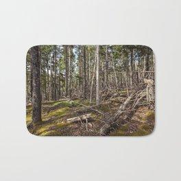 acadian woods Bath Mat