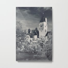 Architecture Department Metal Print